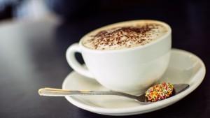 Охлажденный кофе лунго