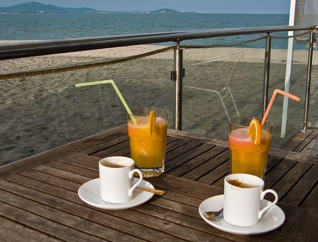 foto kofe u morja 4