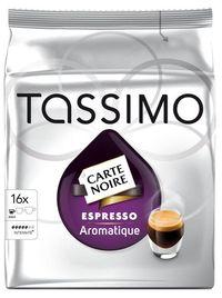 Tassimo Carte Noire Espresso Aromatique