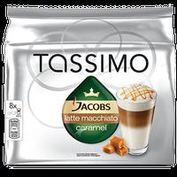 Tassimo Jacobs Latte Caramel
