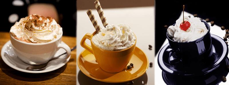 Рецепт кофе кон-панна