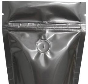 Хранение кофе в фольгированной упаковке