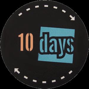 кофе хранится 10 дней