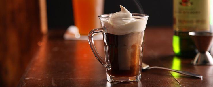 Айриш кофе рецепт приготовления