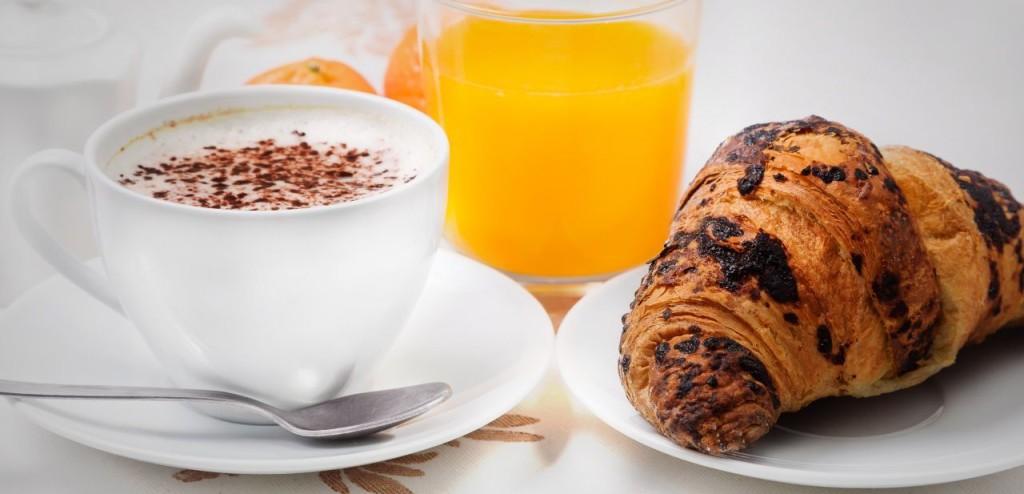 Как приготовить кофе с апельсиновым соком