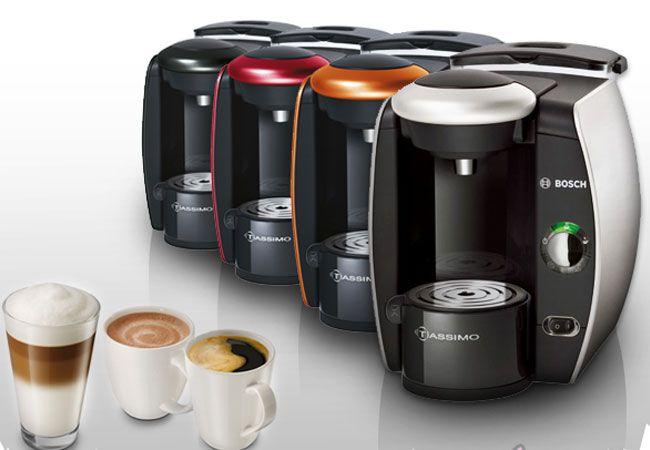 Кофемашина Bosch Tassimo инструкция