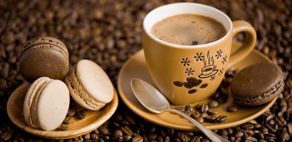 Рецет кофе с мускатным орехом и корицей