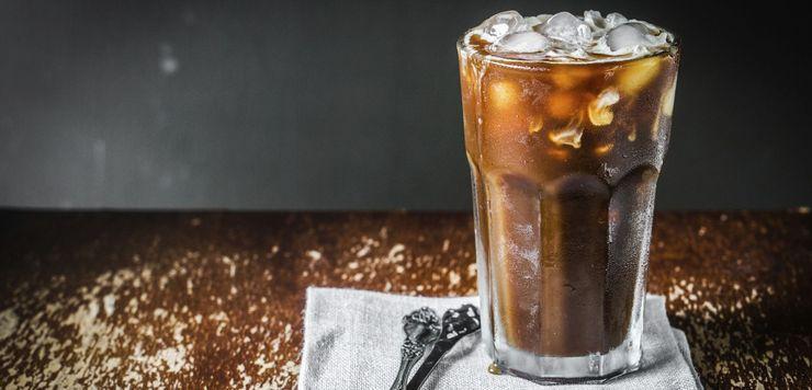 Zamorozhennyj kofe