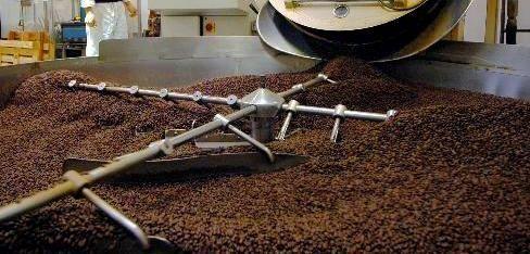 Дегазация кофе после обжарки
