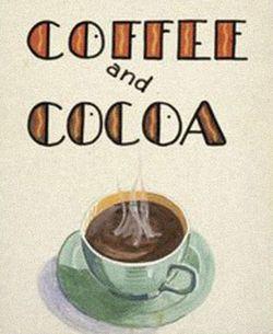 кофе с какао и молоком