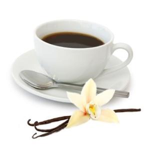 Готовим ванильный кофе
