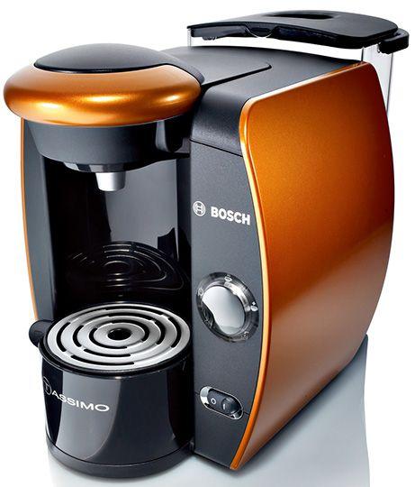 Avtomaticheskaja kapsulnaja kofevarka Bosch TAS 4014 EE