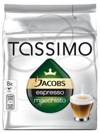 Tassimo Jacobs Espresso Macchiato