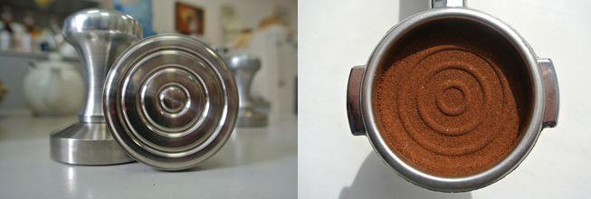 темпер для кофемашины