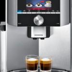 Инструкция по эксплуатации кофемашины Siemens TI 905201 RW
