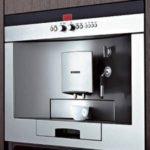 Инструкция по эксплуатации кофемашины Siemens TK 68E571