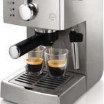 Инструкция по эксплуатации кофемашины Saeco Poemia HD8427